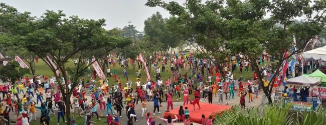 CitraGrand City, Alternatif Tempat Rekreasi Terbaru di Palembang