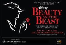 Drama Musikal Beauty and The Beast Gelar Pentas di Ciputra Artpreneur