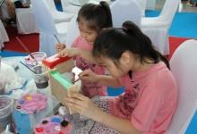 CitraGarden City Kembali Adakan Kegiatan untuk Anak, Kids Artivity