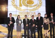 Ciputra Residence Raih 3 Penghargaan Indonesia Property & Bank Award X 2015