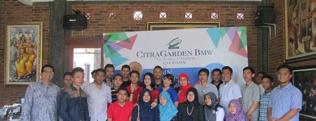 CitraGarden BMW, Resmikan 50 Anggota Community Circle