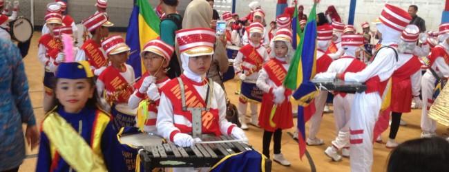 CitraGarden BMW dan Radar Banten Gelar Festival Marching Band
