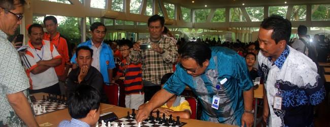CitraGrand City Gelar Turnamen Catur Terbesar di SUMSEL 2015