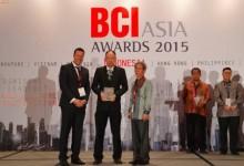 Grup Ciputra Masuk Top Ten Developers Versi BCI Asia Awards 2015