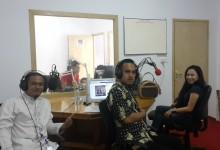 Ingin Lebih Akrab, CitraRaya City Adakan Talk Show di Radio El Jhon Jambi
