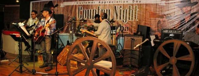CitraGrand City dan BII Maybank Adakan Acara Bertajuk Country Night