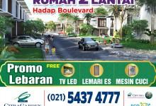 "Sambut Lebaran, CitraGarden City Adakan ""Promo Lebaran"""