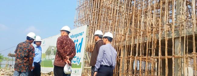 Masjid Raya CitraGrand City Siap Digunakan di Awal Tahun 2016