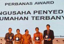 Ciputra Group Raih 2 Penghargaan Di Perbanas Award 2015