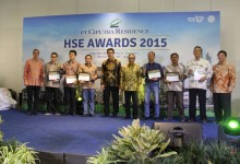 Health Safety Environment (HSE) Award 2015