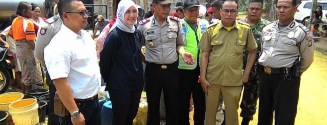 CitraRaya Salurkan Jutaan Liter Air Bersih di Kecamatan Panongan