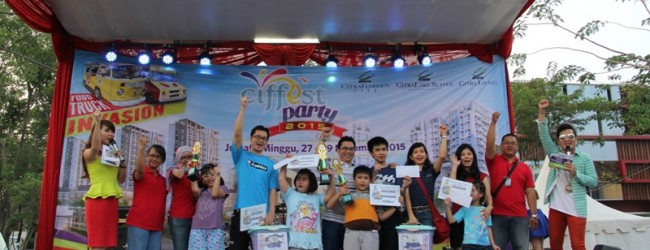 Meriahnya Food Truck Invasion Bersama CitraGarden City