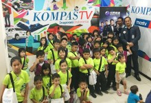 EcoKids Club Adakan Kunjungan Edukatif ke Graha Tribun