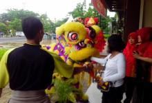 Kemeriahan Perayaan Imlek Di CitraRaya Dengan Atraksi Barongsai