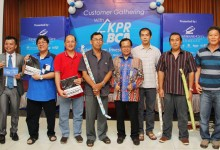 CitraGrand City Gelar Talk Show With KPR BCA Baturaja
