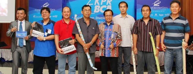 CitraGrand City Gelar Talk Show With KPR BCA Baturaja