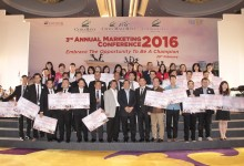 Liputan 3rd Annual Marketing Converence 2016 PT Ciputra Residence