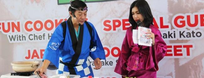 Serunya Japan Festival Bersama CitraLake Suites