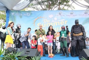 Serunya The Summer Holidays Bareng CitraGarden City