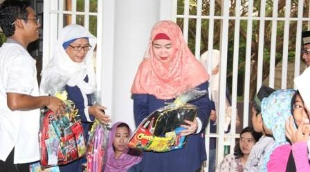 Keikhlasan Bersyukur dalam Berkah Ramadhan Bersama CitraGarden City