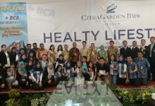 CitraGarden BMW Adakan Healthy Lifestyle With BCA