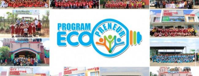CitraGrand City Mengajak Siswa Siswi Mengenal Entrepreneur Melalui Program EcoPreneur
