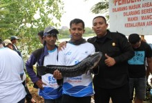 Lomba Memancing Eco Fishing di CitraGarden City