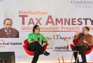 CitraGrand City Gelar Seminar Tax Amnesty untuk Dukung Program Pemerintah