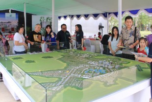 SOLD OUT 100%, Pre-Launching Luxor CitraGrand City Sukses
