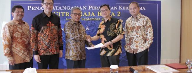PT Ciputra Residence & PT Putra Asih Laksana Sepakati Kembangkan Citra Maja Raya 2