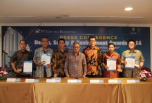 PT Ciputra Residence Kembali Menggelar Health, Safety & Environment Awards 2016