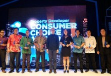 Ciputra Group Raih 5 Award Pada Ajang Consumer Choice Awards 2017