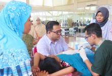 CitraGrand City Bersama RS Muhammad Hoesin adakan Khitanan Massal bagi 80 Anak