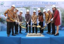 Segera Rampungkan Pembangunan, CitraLake Suites Telah Langsungkan Topping Off Ceremony