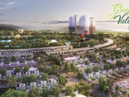 Green Valley, Cluster dengan Konsep Hijau yang Hanya Ada di CitraGrand City