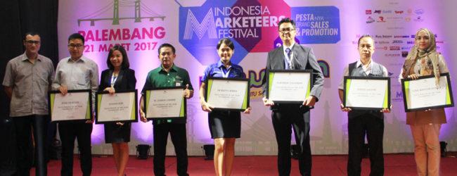 CitraGrand City raih dua penghargaan dalam Indonesia Marketeers Festival 2017 (IMF)