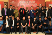 CitraGrand City Gelar Acara Road to be a Millionaire