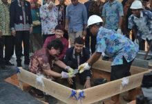 Peletakan Batu Pertama TK-SD Al Azhar 57 di CitraRaya City Jambi