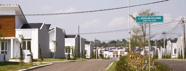 Unit Rumah Citra Maja Raya Mulai Tahap Serah Terima
