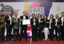 CitraGrand City Raih Penghargaan Service People of The Year 2017