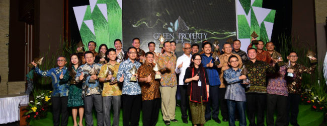 Ciputra Group Raih Empat Penghargaan Green Property Awards 2017