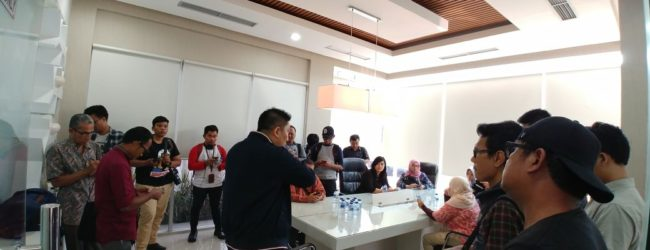 Media Visit 2017, Wartawan Goes To Proyek Citra Maja Raya