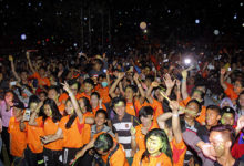 Kemeriahan Puncak Acara Selebrasi 10th CitraGrand City
