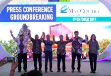 Groundbreaking Mal Ciputra CitraRaya Tangerang