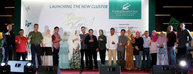 Baru Diluncurkan Cluster Green Valley Sold 50%