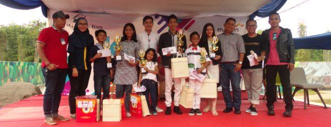 Kids Education Expo Bersama Bank Mandiri