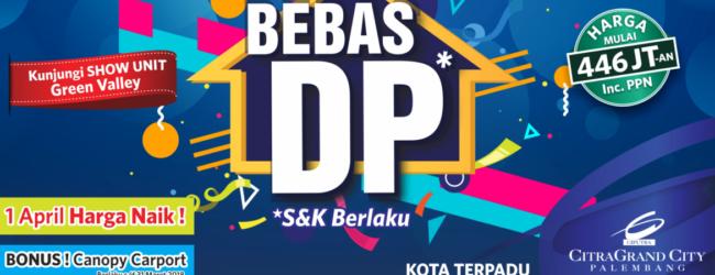 Investasi Terus Meningkat, 1 April 2018 CitraGrand City Umumkan Naik Harga