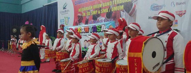 CitraRaya Gelar Kompetisi Marching Band Antar Sekolah dan Umum