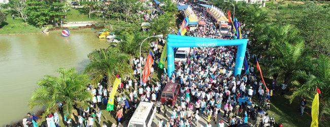 Jalan Santai CitraRaya City-Jambi Ekspres Sukses Digelar