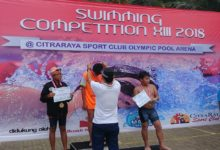 Ratusan Peserta Ikuti CitraRaya Swiming Competition XIV 2018